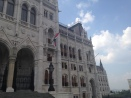 Parliament close up