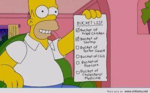 My Bucket List2