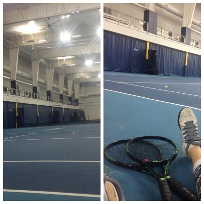 Pentek tennis